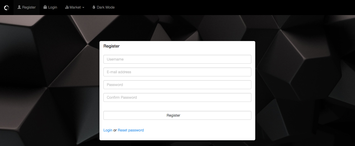 How to set up a new Tux account?