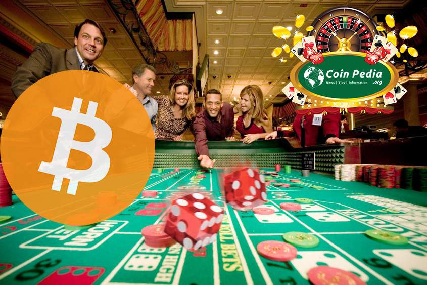 Top Bitcoin Gambling sites to look over