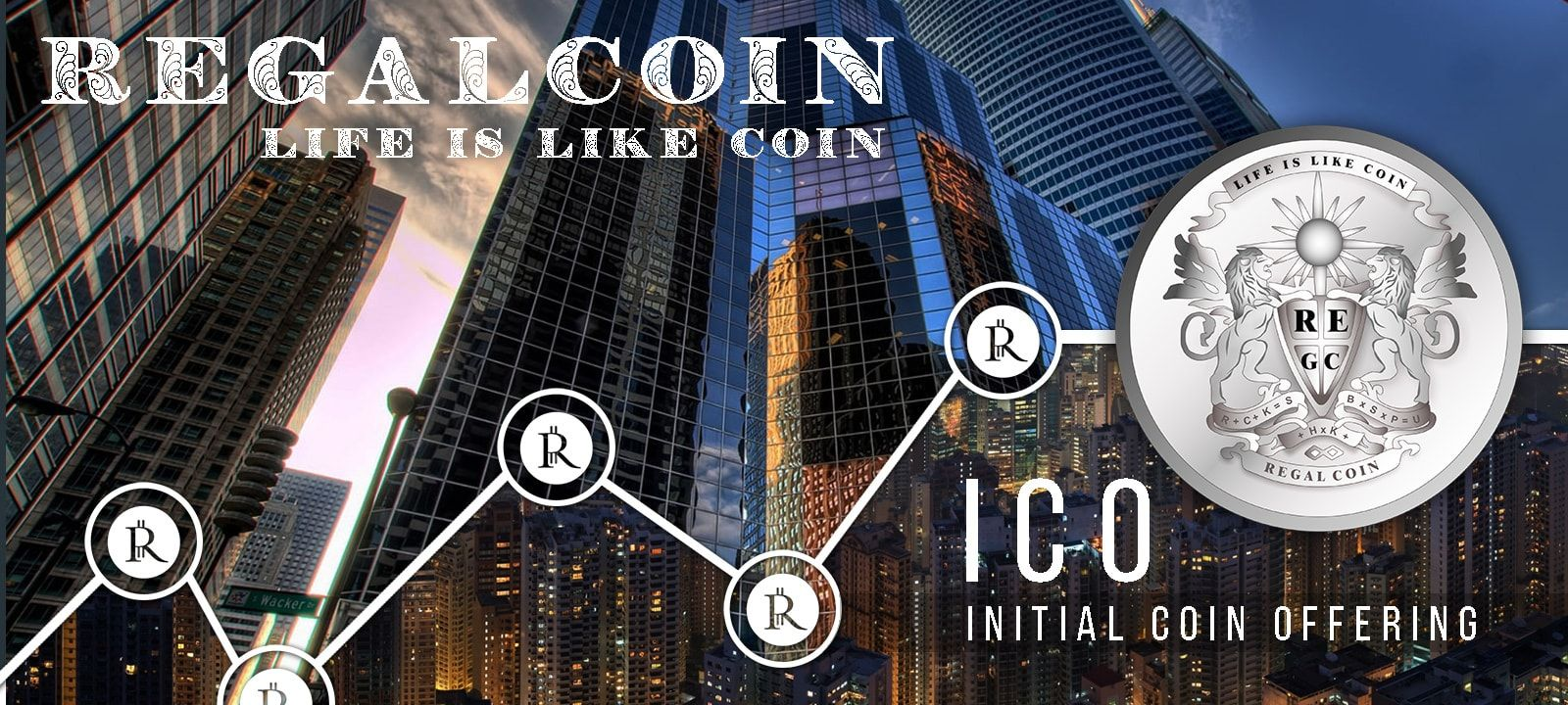 Regalcoin (REC) The Record of Worldwide coin is Begin