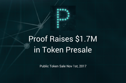 Proof - decentralized blockchain