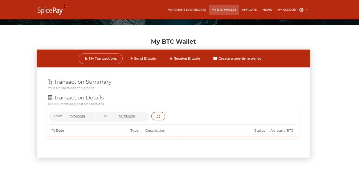 SpicePay Wallet Review