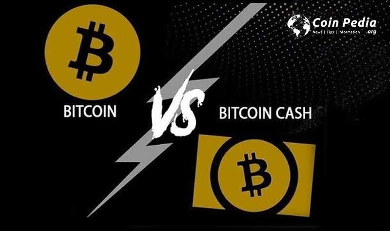 The Difference Between Bitcoin and Bitcoin Cash