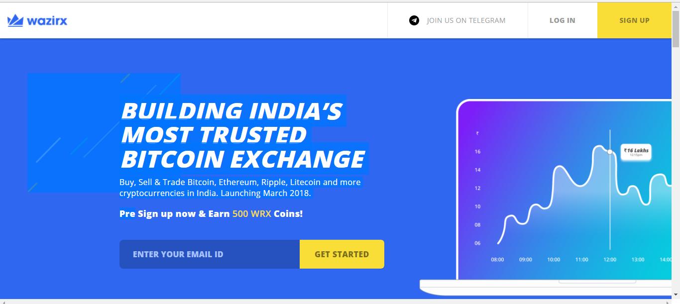 WazirX india