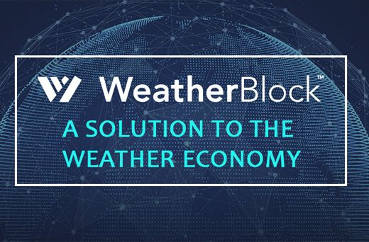Next Gen Crypto Currency Weather Forecast