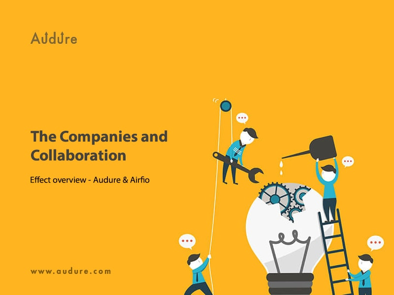 The Companies and Collaboration Effect Overview - Audure & Airfio