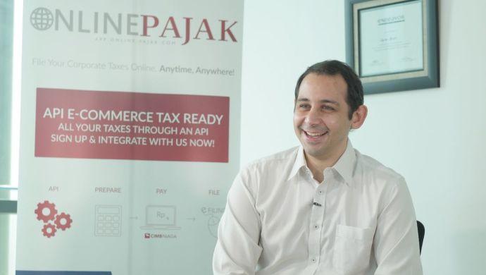 Pajak founder Charles Guinot