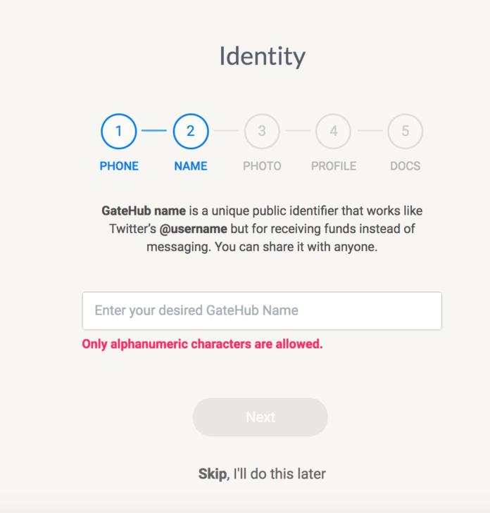 Choose a unique username