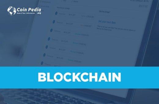 Blockchain digital wallet