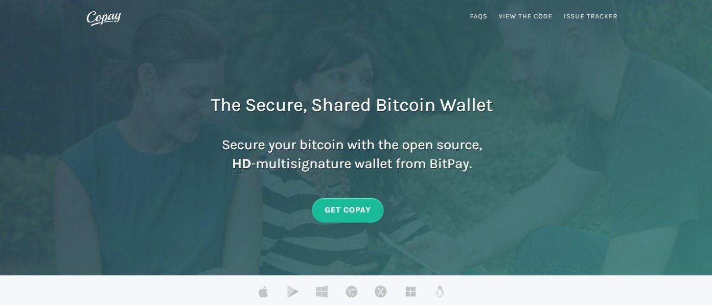 Copay crypto Wallet
