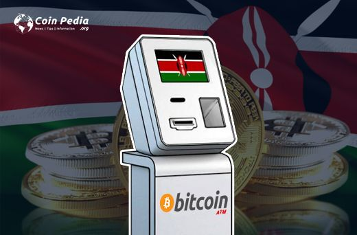 Kenya's First Bitcoin Atm Is up with Instant Cash Purchases