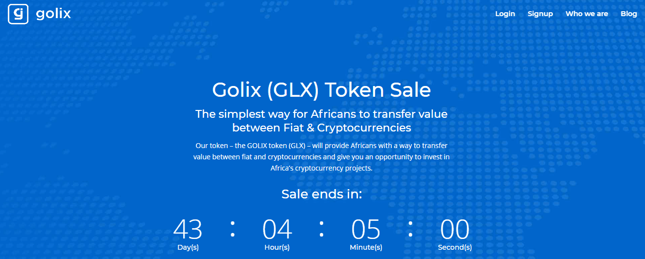 Golix - Digital Currencies for People in Africa