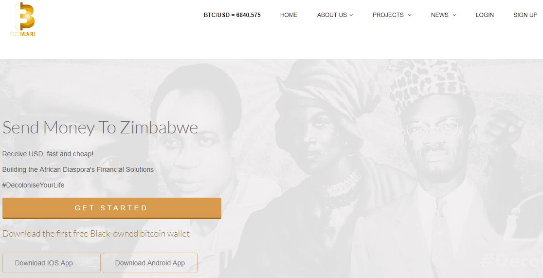 Bitmari -Send Money To Zimbabwe