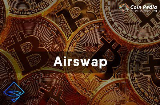 Airswap cryptocurrency Exchange
