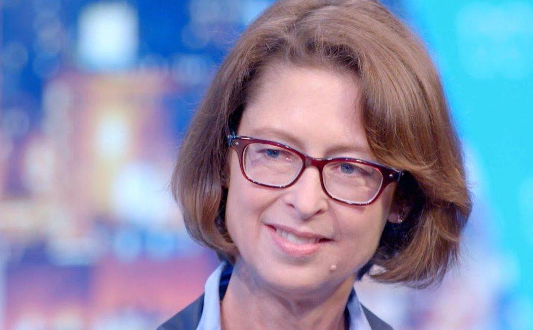 Abagail Johnson, an American Businesswoman