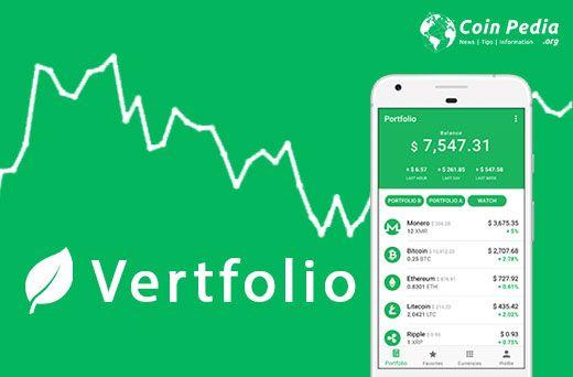 Vertfolio Portfolio Tracker Reveiw