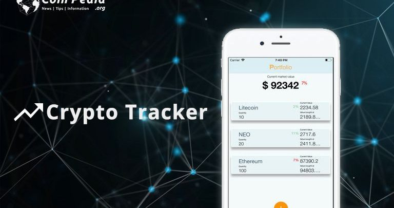 Cryptotrackr App Review