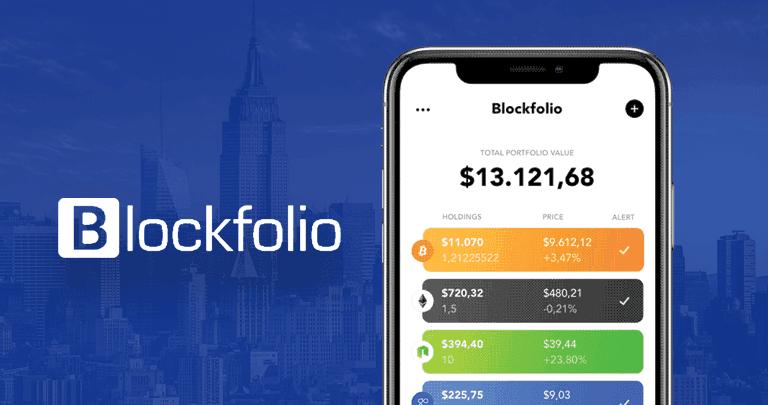 Blockfolio Crypto Tracking Review