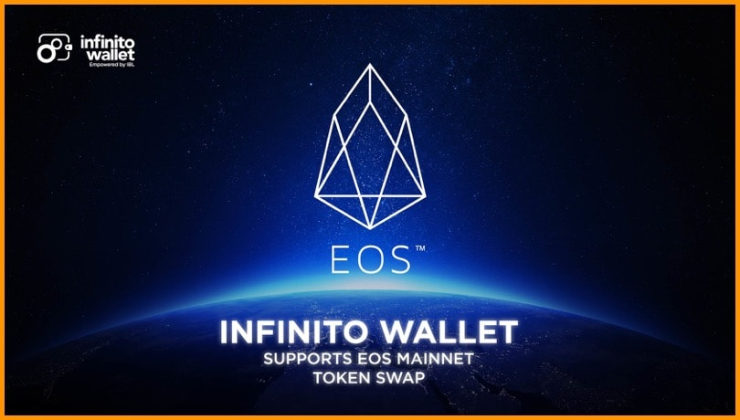 Wallet Supporting EOS MainNet