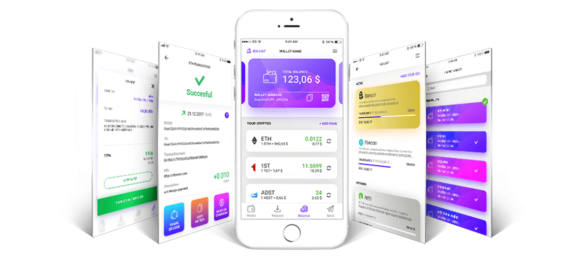 Wallet features