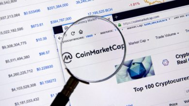 Photo of Yahoo Finance Brings Coinmarketcap Data on its Website