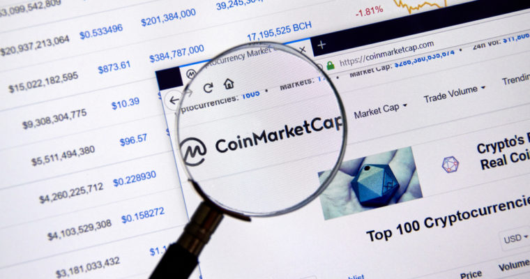 CoinMarketCap Launches the New Suite of Professional API
