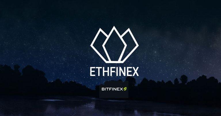 Bitfinex Launches Ethfinex- Hybrid Ethereum Exchange Providing Trustless Trading