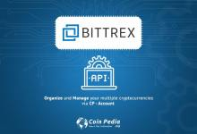 Photo of How do I find my API key on Bittrex and add on CP account?
