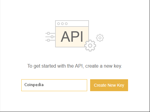 Binance API on Coinpedia