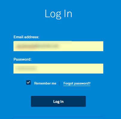 Login Bittrex Account