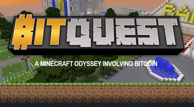 Bitquest Review The Minecraft Server Powered By Bitcoin