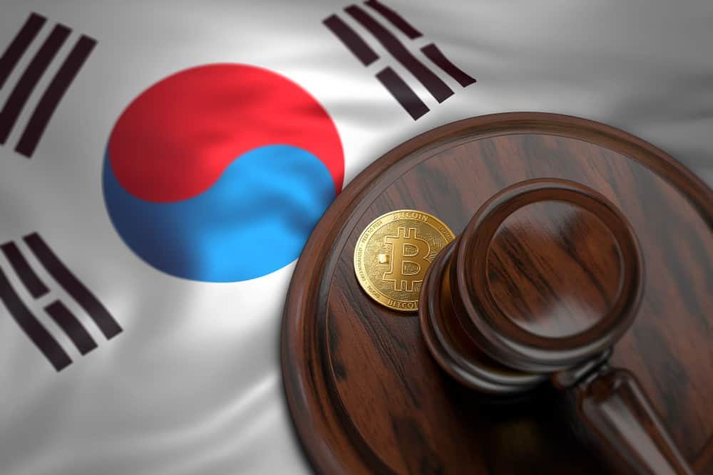 Cryptocurrency in South Korea
