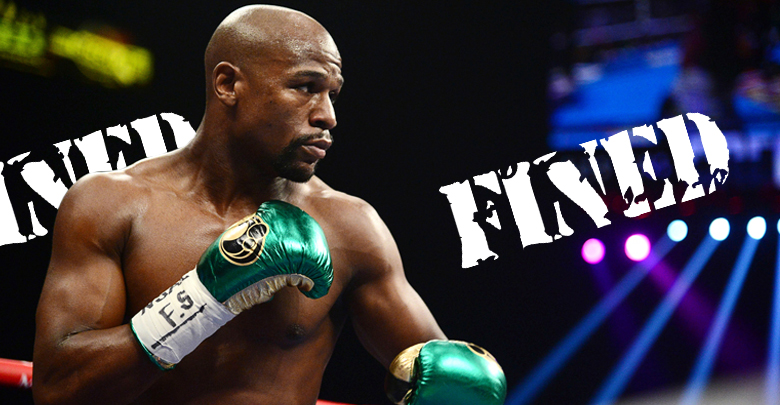 Floyd Mayweather Charged For Crypto Fraud By SEC