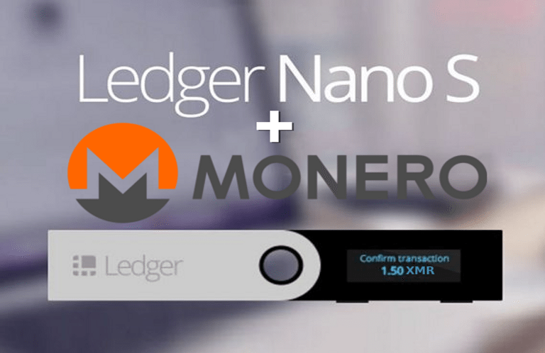 Ledger Nano S Announce Support For Monero