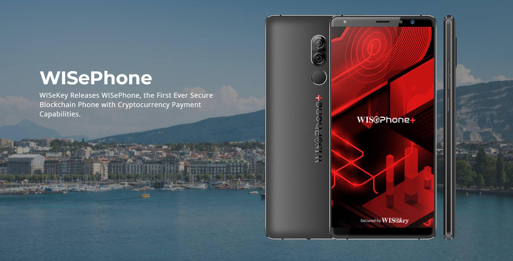 Wisephone Blockchain Smartphone