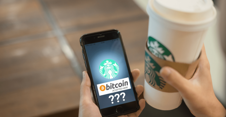 Starbuck's Customers Will Be Able To Pay With Bitcoin Soon-