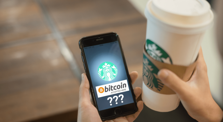 Starbucks Customer Will Be Able To Pay With Bitcoin Soon