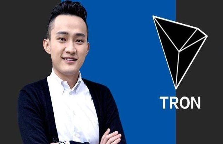 Justin Sun: Tron Hits New Record In Transaction Volume