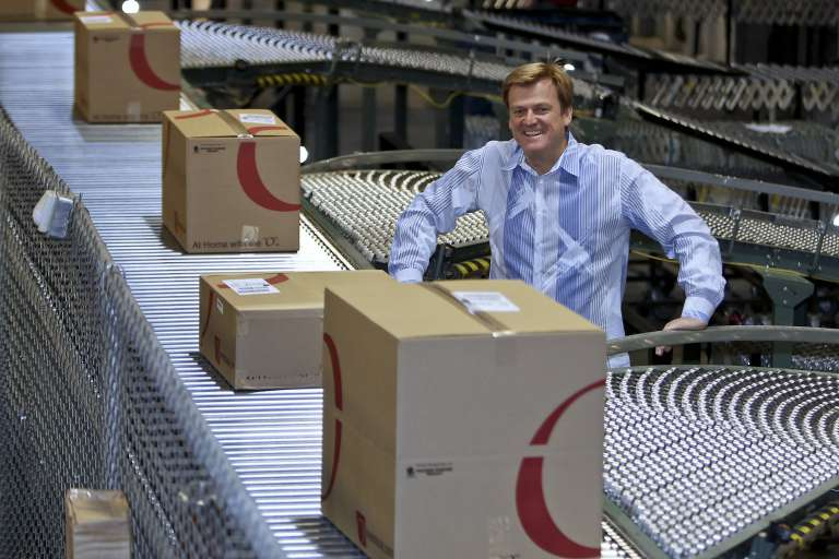 Overstock's Founder Sells Bedsheet Business, Sticks With Blockchain