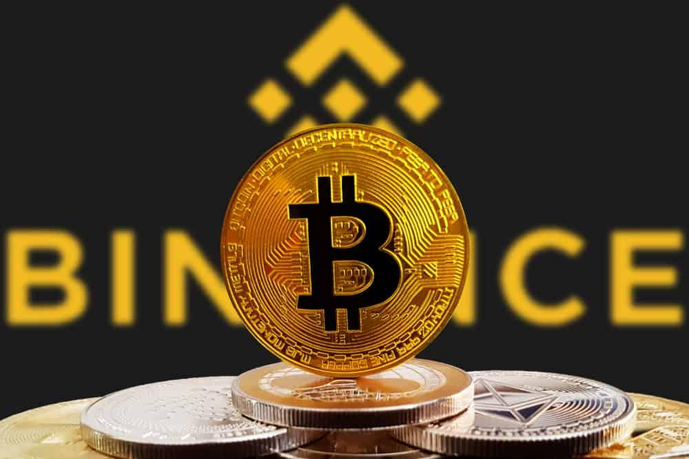 Binance Crypto Trading Desk