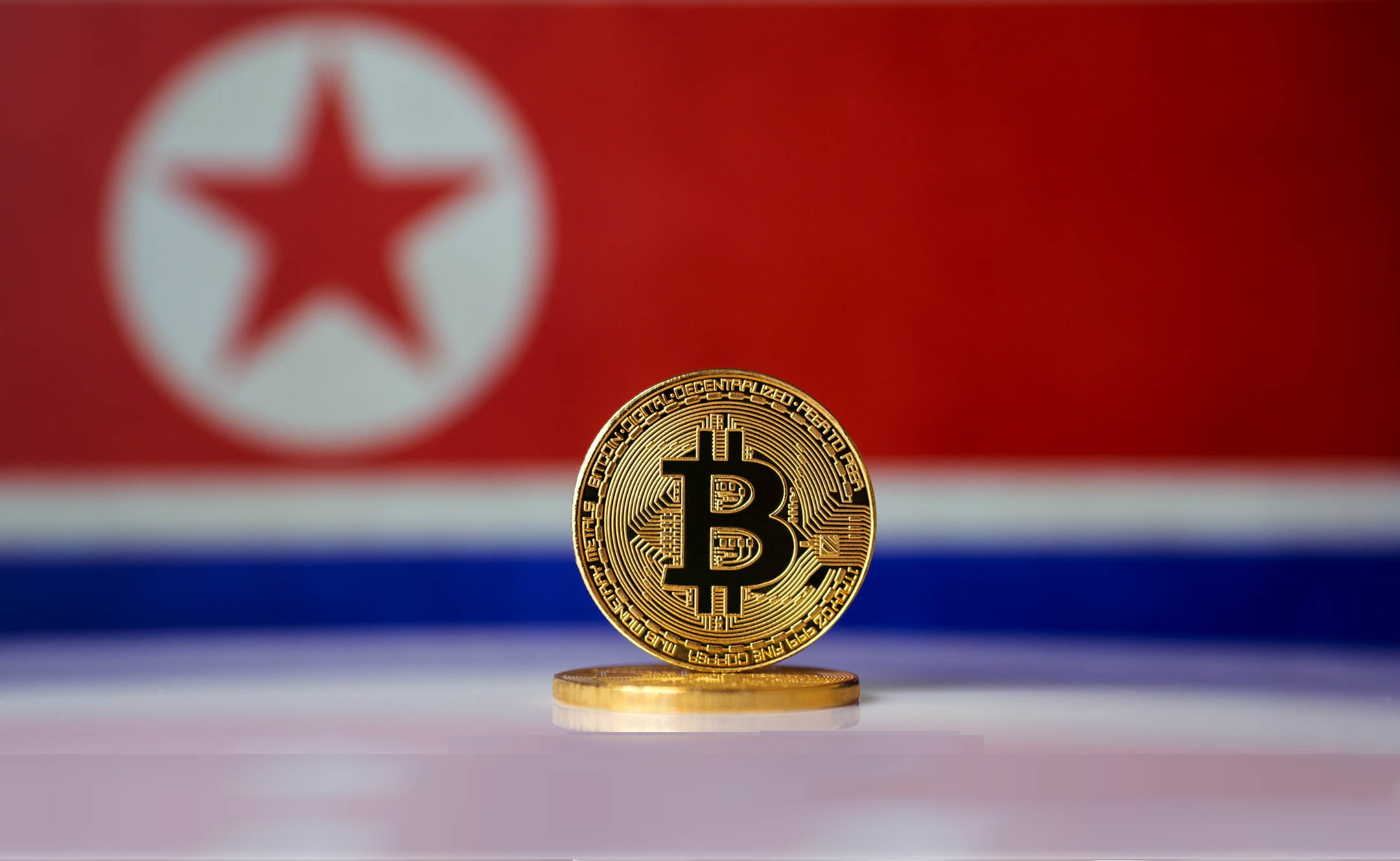 Cryptocurrency Conference in North Korea