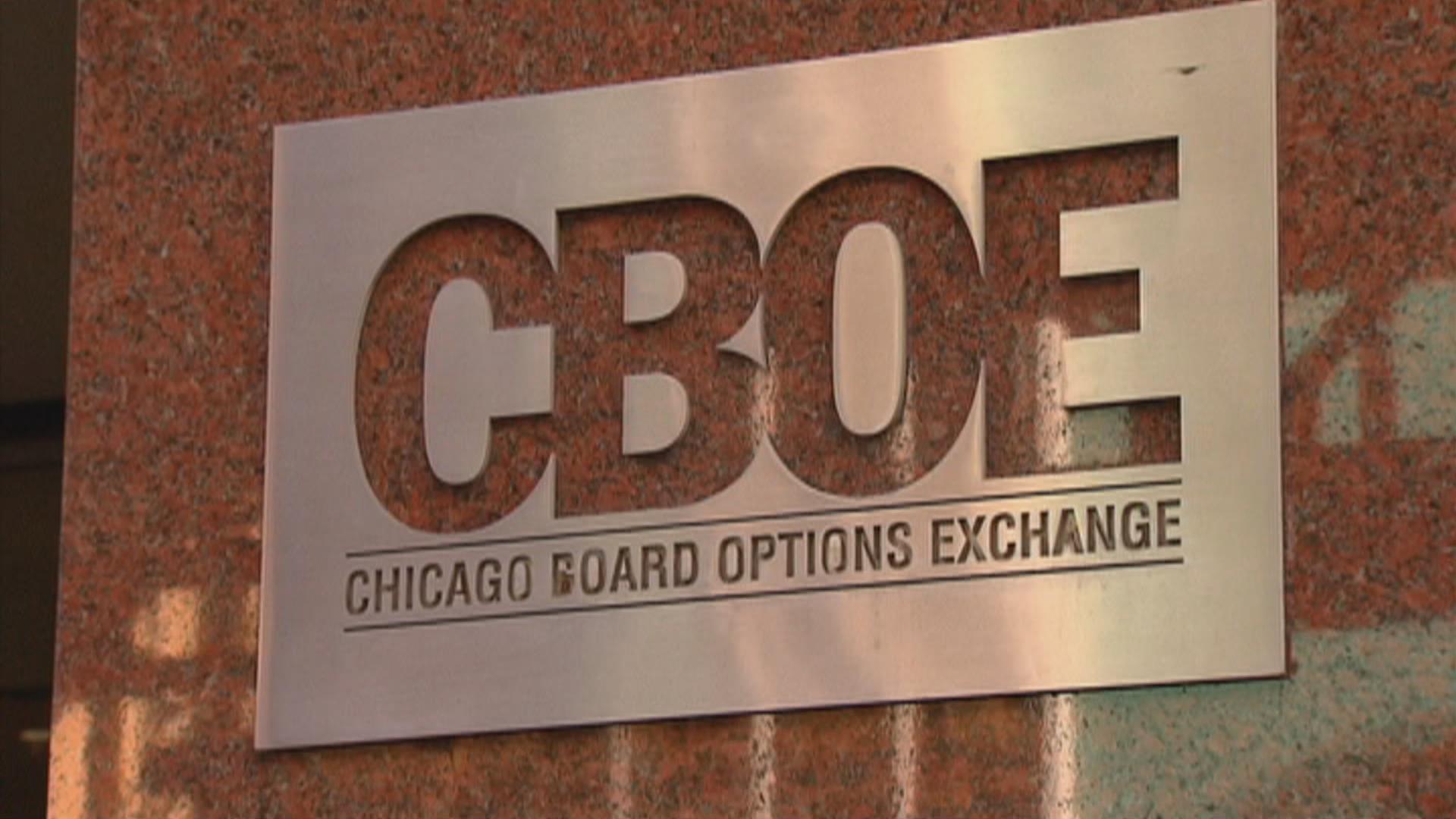 Bitcoin Exchange Futures CBOE