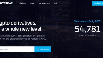 Photo of The Latest Crypto Trading Platform – INTERDAX