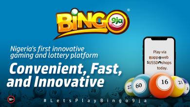 Photo of Bingo9ja To Use The Blockchain To Revolutionise Gaming In Nigeria