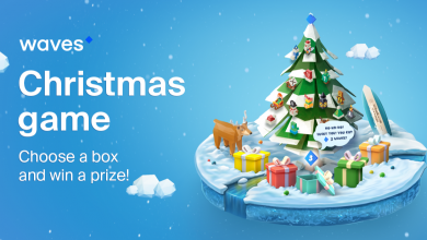 Photo of Waves Network Introduces Its Blockchain Christmas Game