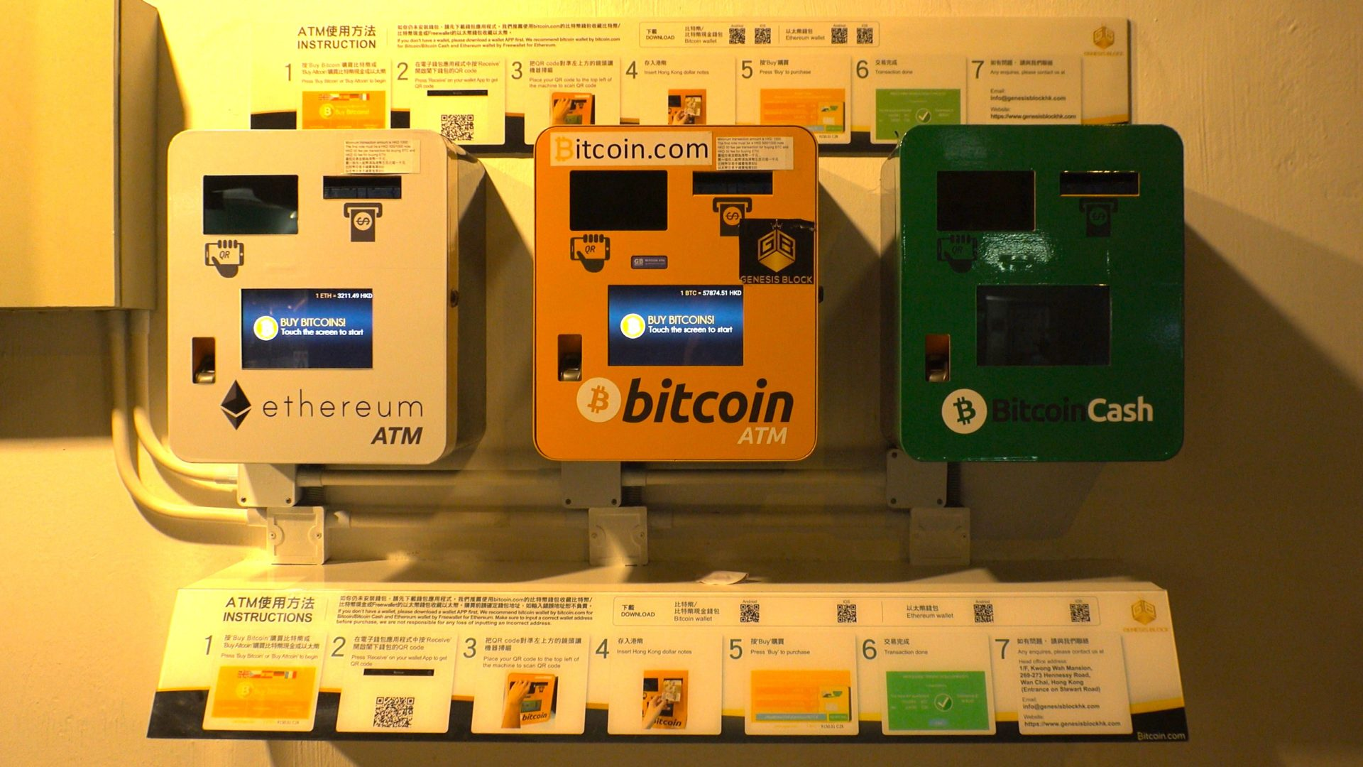 Research Says: There Has Been A Rise In Cryptocurrency ATM Machines
