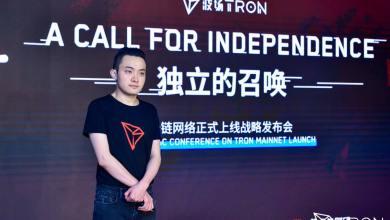 Photo of Justin Sun: Tron Reaches 1 Million Users