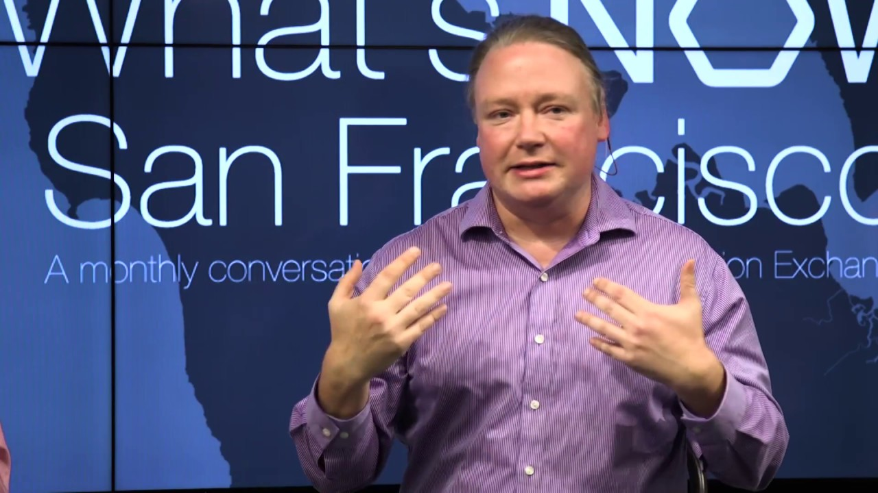 Hyperledger's Brian Behlendorf Speaks Out On The Future Of Blockchain