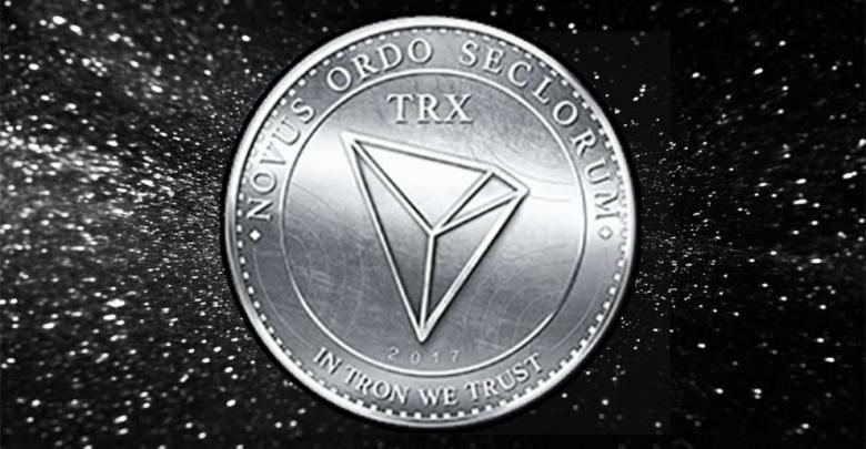 Justin Sun Tron (TRX)