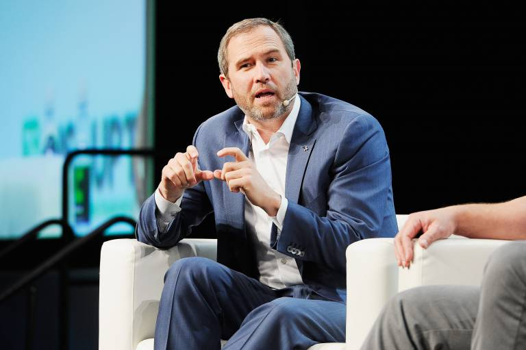 Brad Garlinghouse Support Central Banks Taking Bold Step Into Digital Currency