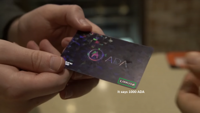 Photo of Cardano Partners Metaps Launching New Crypto Card